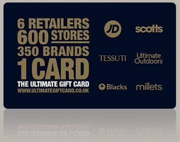 Home   The Ultimate Gift Card