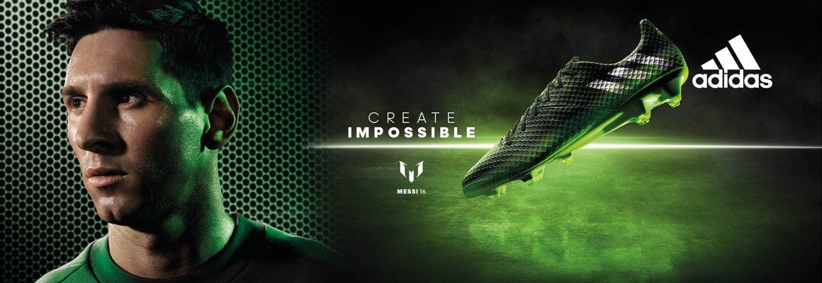 adidas Messi Boot