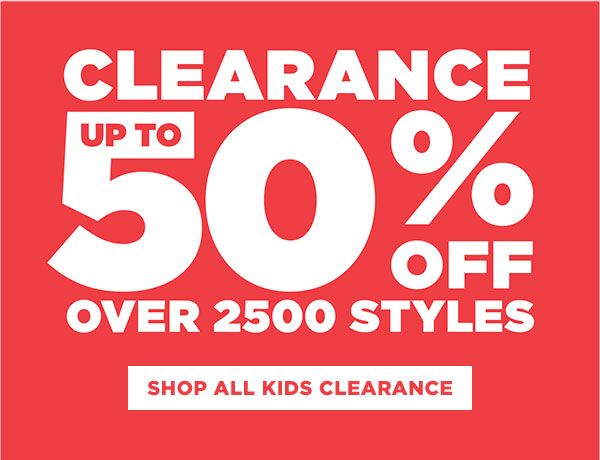 a9c72b53b6e The Hub » JD Sports - Clearance Sale of up to 50% off for Kids!