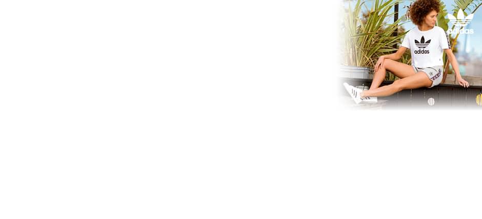adidas Originals Träningsbyxor - Dam  6c06fc57ed2f4